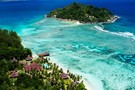 Vue Panoramique - New Emerald Cove aux Seychelles