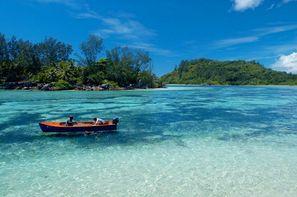 Seychelles - Mahe, Hôtel Anse Soleil Beachcomber