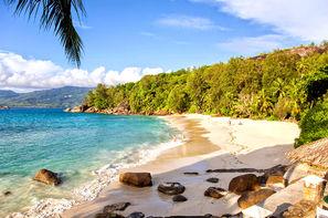 Seychelles-Mahe, Hôtel Anse Soleil Beachcomber