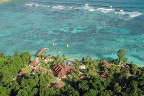 Seychelles - Mahe, Hôtel New emerald cove