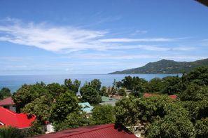 Seychelles-Mahe, Hôtel Casadani
