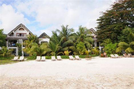 Hôtel Village du Pêcheur 4* - PRASLIN - SEYCHELLES