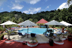 Seychelles - Praslin, Hôtel Berjaya Praslin