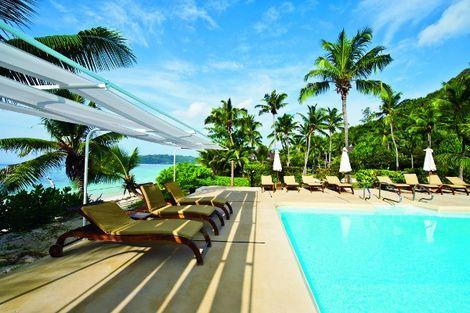 Hôtel New Emerald Cove 4* - PRASLIN - SEYCHELLES