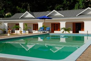 Seychelles - Praslin, Hôtel The Britannia