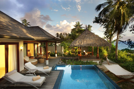 Hôtel Hilton Seychelles Labriz Resort and Spa 5* - SILHOUETTE - SEYCHELLES