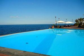 Sicile et Italie du Sud-Catane, Hôtel Santa Tecla et Location de voiture