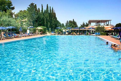 Hôtel Sporting Club 3* - PALERME - ITALIE