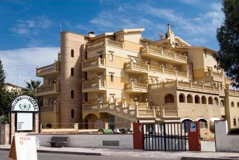 Hôtel Hellenia Yachting  4* - GIARDINI NAXOS - ITALIE