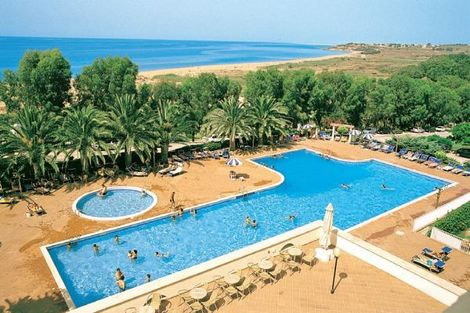 Hôtel Paradise Beach 3* - MARINELLA DI SELINUNTE - ITALIE