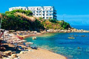 Sicile et Italie du Sud - Palerme, Club Lookea Essentiel Cefalu 3*