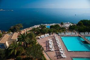 Sicile et Italie du Sud - Palerme, Hôtel Domina Coral Bay