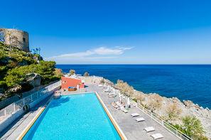 Sicile et Italie du Sud-Palerme, Hôtel Splendid la Torre
