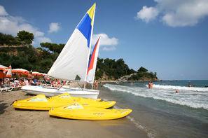 Sicile et Italie du Sud - Palerme, Club Sporting Club - Région de Cefalù
