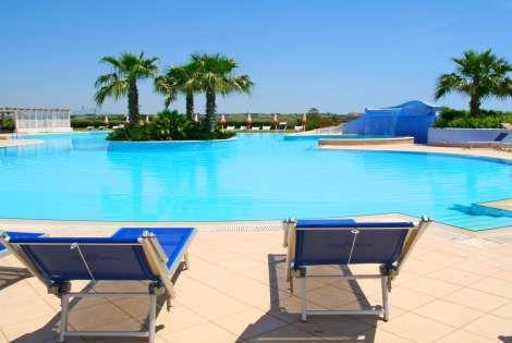 Hôtel Costanza Beach 4* - SELINONTE - ITALIE