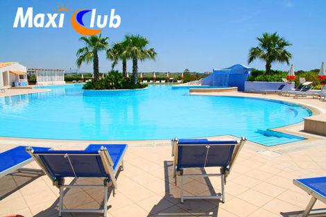 Hôtel Maxi Club Costanza Beach 4* - SELINONTE - ITALIE