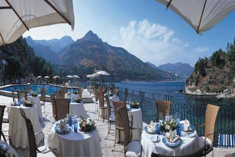 Hôtel Grand Hotel Atlantis Bay 5* sup - TAORMINE - ITALIE