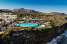 Vue panoramique - Therasia Resort - Isola Vulcano - Sicile