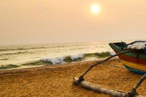 Sri Lanka-Colombo, Hôtel Laya Beach