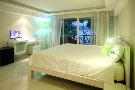 Hôtel Phiphi Mama Beach 3* - BANGKOK - THAÏLANDE