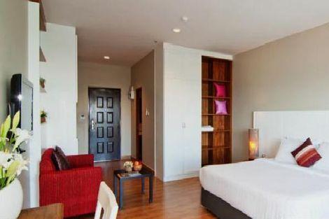 Hôtel V8 Seaview Jomtien 4* - BANGKOK - THAÏLANDE