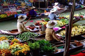 Thailande-Bangkok, Hôtel Bienvenue en Thailande