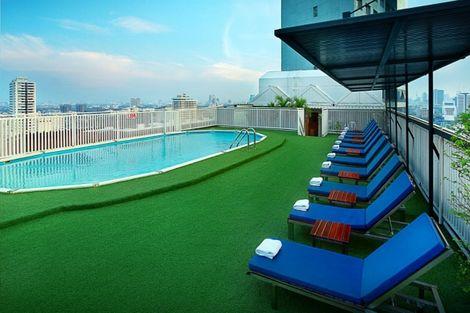 Hôtel Bienvenue en Thailande 3* - BANGKOK - THAÏLANDE