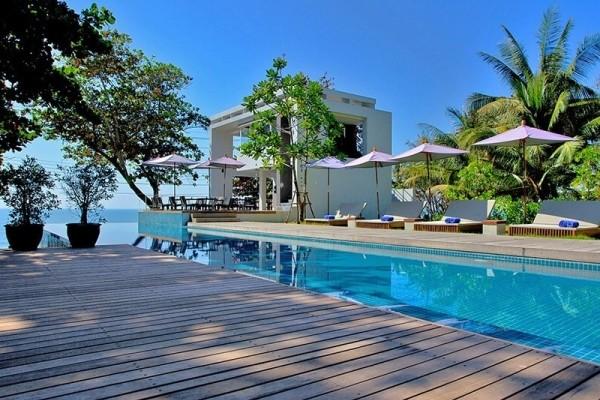 H tel centara q rayong rayong thailande partir pas cher for Hotel bangkok piscine pas cher