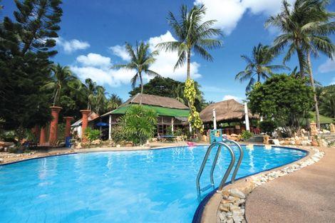 Hôtel Koh Samui, Yacht Club ou Chaweng Resort 3* - KO SAMUI - THAÏLANDE