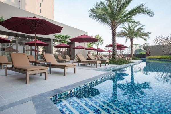 Piscine - Mercure Pattaya Ocean Resort 4*