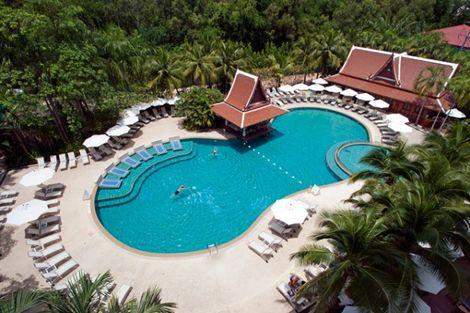 Hôtel Mercure Pattaya 3* sup - BANGKOK - THAÏLANDE