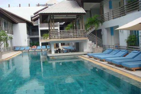 Hôtel Phuket, Ramada South Sea 4* - BANGKOK - THAÏLANDE