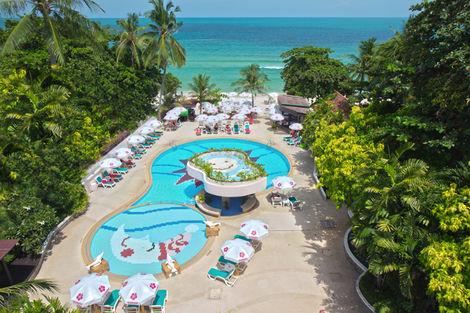 Hôtel Chaba Samui Resort 3* - KO SAMUI - THAÏLANDE