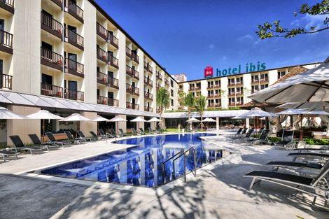 Hôtel Ibis Phuket Kata 3* - PHUKET - THAÏLANDE