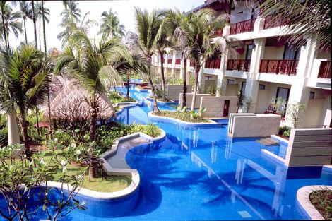 Hôtel Apsara Beachfront Resort & Villa 4* - KHAO LAK - THAÏLANDE