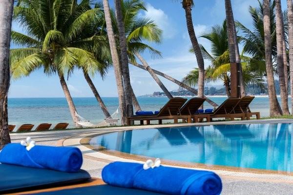 Piscine - Hôtel Manathai Resort Samui 4*