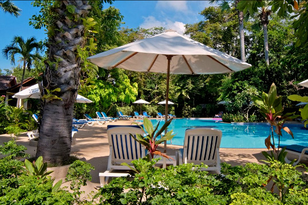 Piscine - Paradise Beach Resort Samui 4*