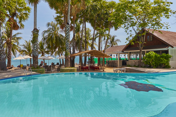 Hôtel Paradise Beach Resort Samui 4*