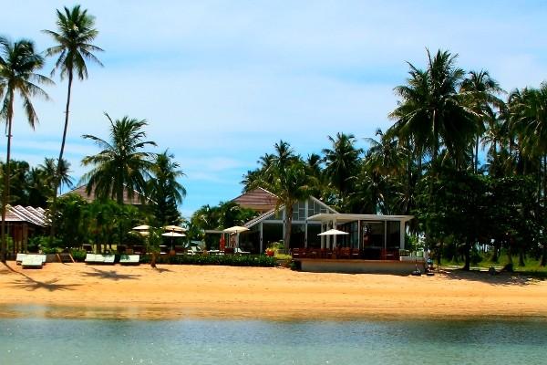 Plage - Centra Coconut Beach Resort Samui 3*Sup