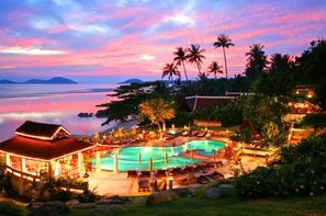 Thailande - Koh Samui, Hôtel Banburee Wellness Beach Resort & Spa