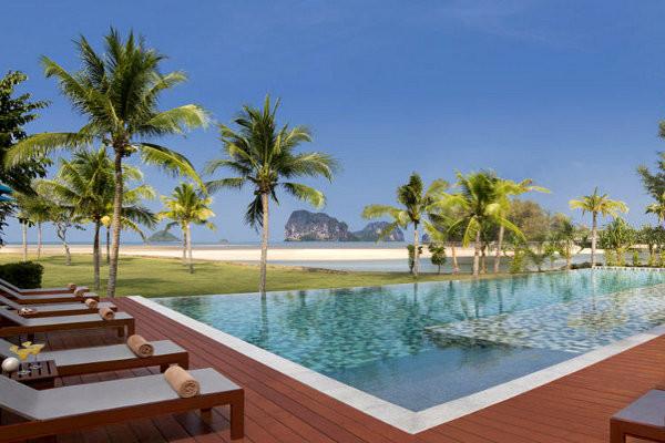 Piscine - Hôtel Anantara Si Kao Resort 5*