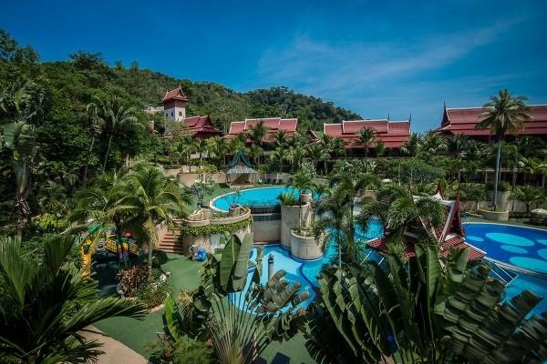 Vue panoramique - Krabi Thai Village