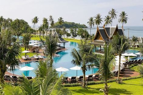 Hôtel Sofitel Krabi Phokeethra Golf & Spa Resort 5*