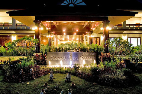 Hôtel Kanok Buri Resort and Spa 3* sup - LIPA NOI - THAÏLANDE