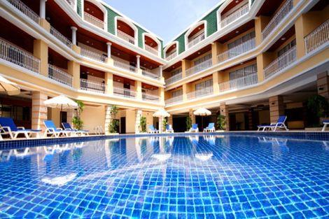 Hôtel Kalim Resort 3* - PATONG - THAÏLANDE