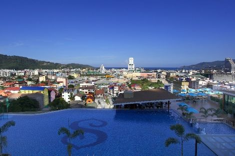 Hôtel The Senses Resort 4* - PATONG - THAÏLANDE