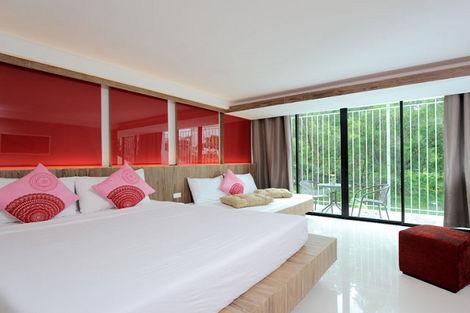 Hôtel Chilli Salza Patong - PHUKET - THAÏLANDE