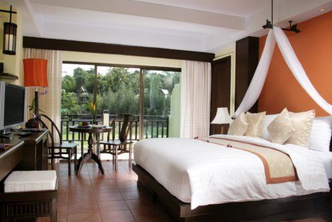 Emerald Beach Resort & Spa Khao Lak  4* - PHUKET - THAÏLANDE