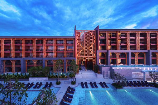 Facade - Hôtel Avista Grand Phuket Karon Mgallery by Sofitel 5*
