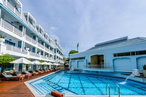 Thailande-Phuket, Hôtel Andaman Seaview